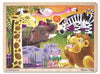African Plains Jigsaw Puzzle 24pc - Melissa and Doug