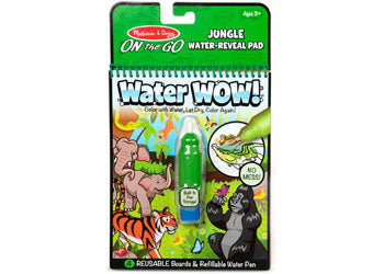 Jungle Water WOW On The Go - Melissa and Doug