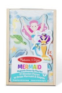 Mermaid Magnetic Dress-up - Melissa and Doug