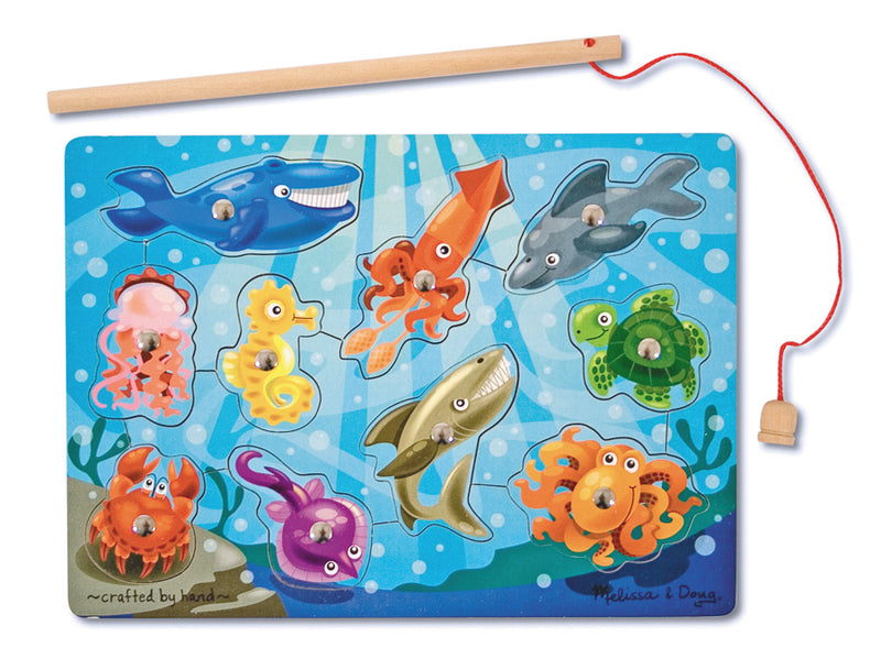 Magnetic Fishing Game Puzzle - M&D