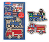 Vehicle Magnets Create-A-Craft - Melissa & Doug