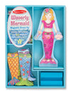Merry Mermaid Magnetic Dress Up - Melissa & Doug