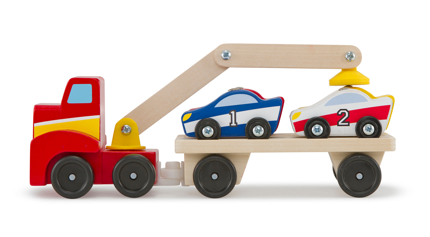 Magnetic Car Loader - Melissa & Doug