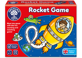 Rocket Game - Orchard Toys
