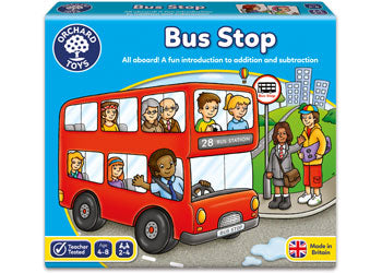 Bus Stop Game - Orchard Toys