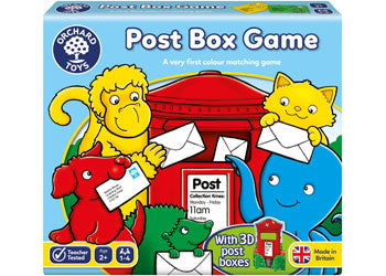 Post Box Game - Orchard Toys