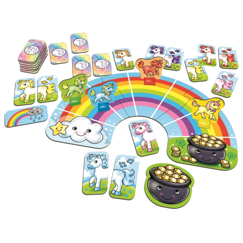 Rainbow Unicorns - Orchard Toys
