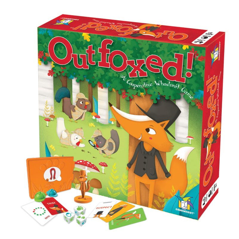 Outfoxed - Gamewright
