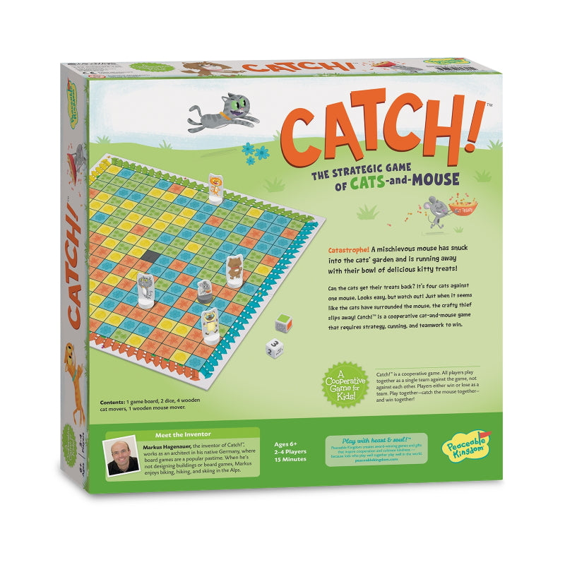 Catch! - Peaceable Kingdom