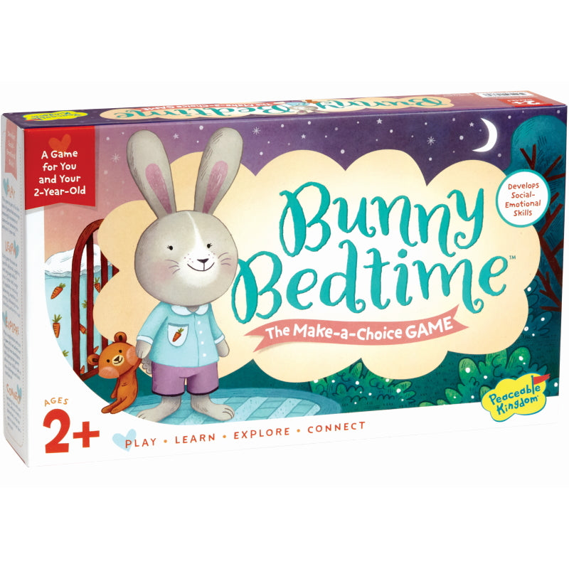 Bunny Bedtime - Peaceable Kingdom
