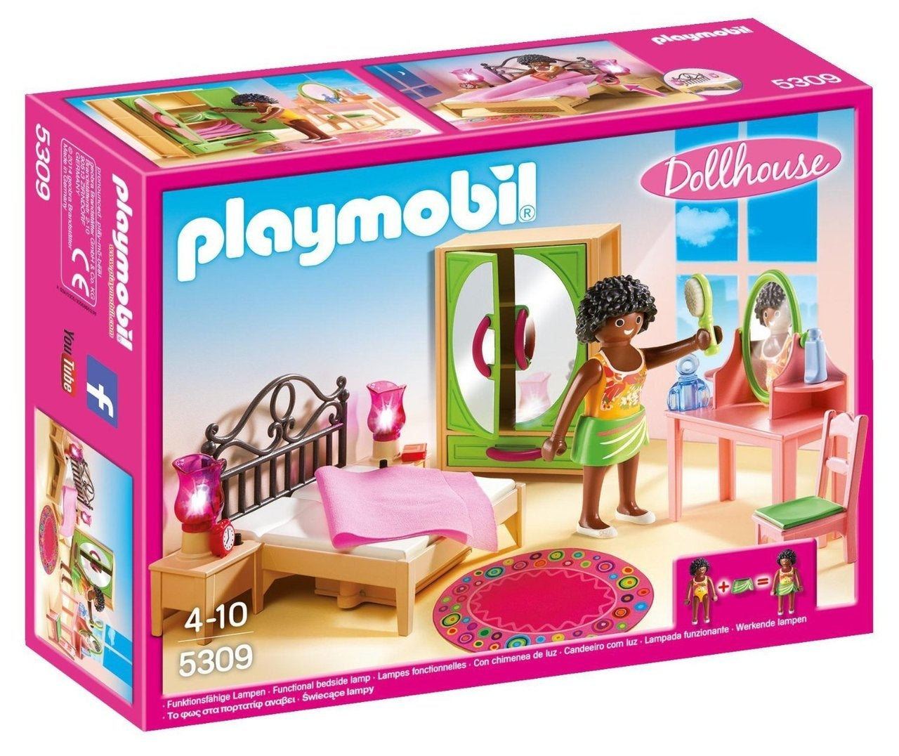 Master Bedroom - Playmobi