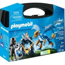 Dragon Knights Carry Case - Playmobil