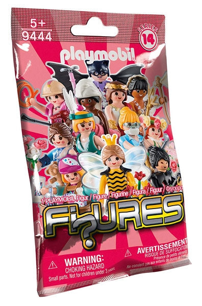 Girls Mystery Figures Series 14 - Playmobil