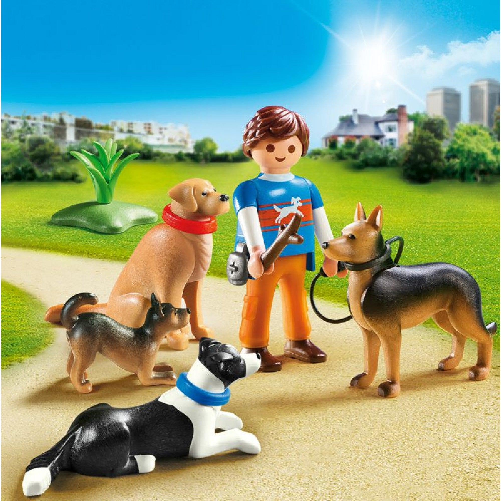 Dog Trainer - Playmobil