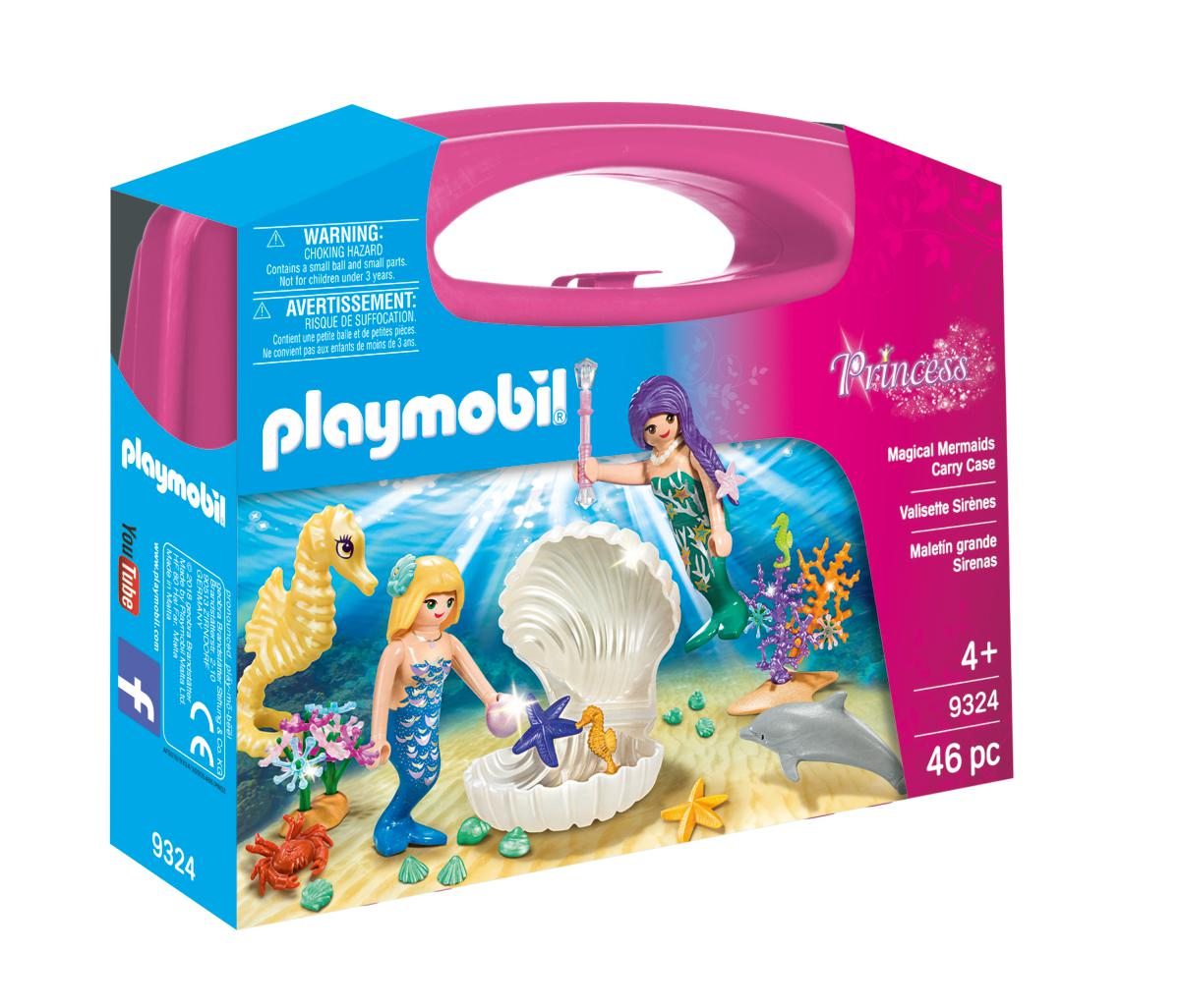 Mermaid Carry Case - Playmobil