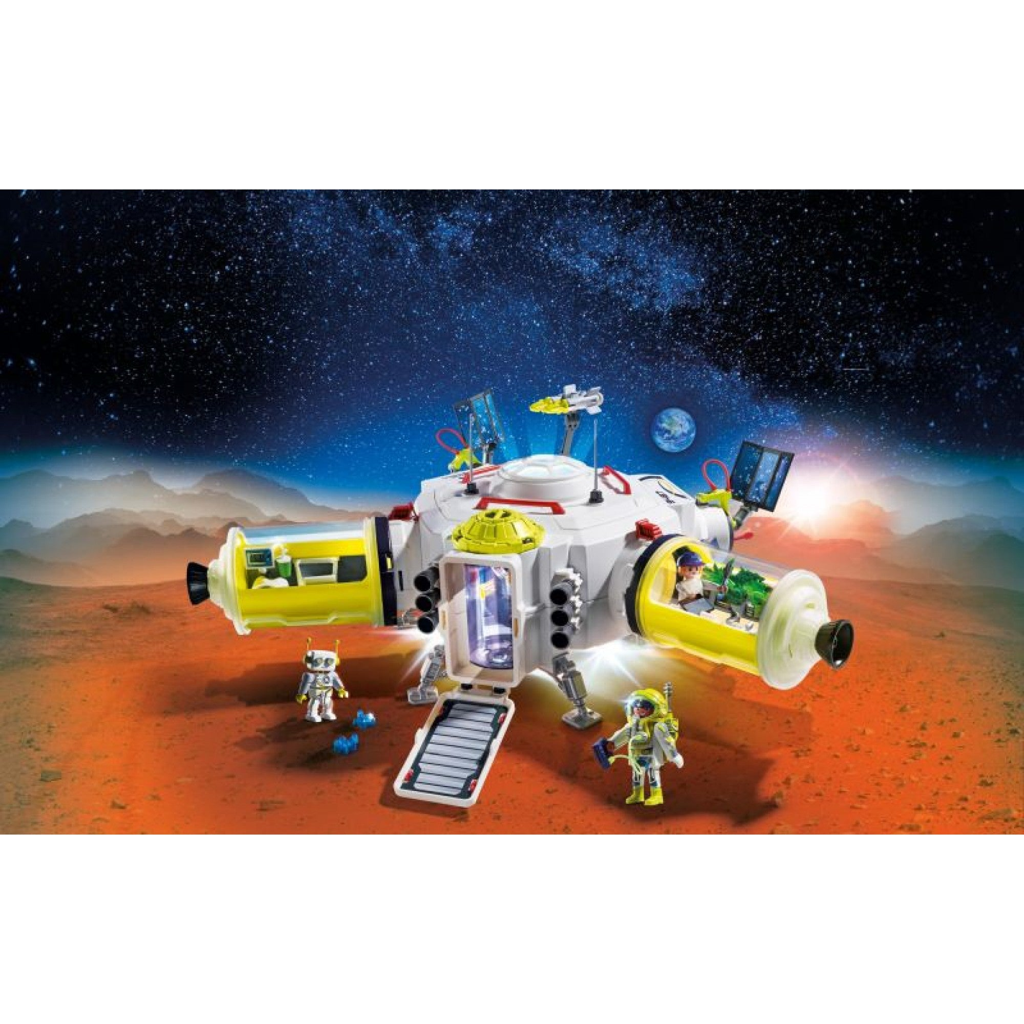Mars Space Station - Playmobil