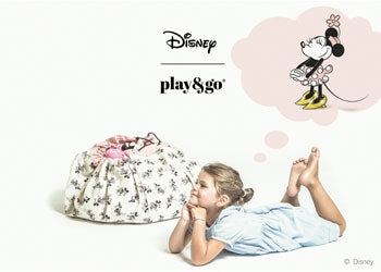 Play & Go Minnie Gold Disney