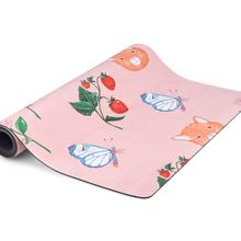 Sweet Print Kids Yoga Mat - Mindful and Co