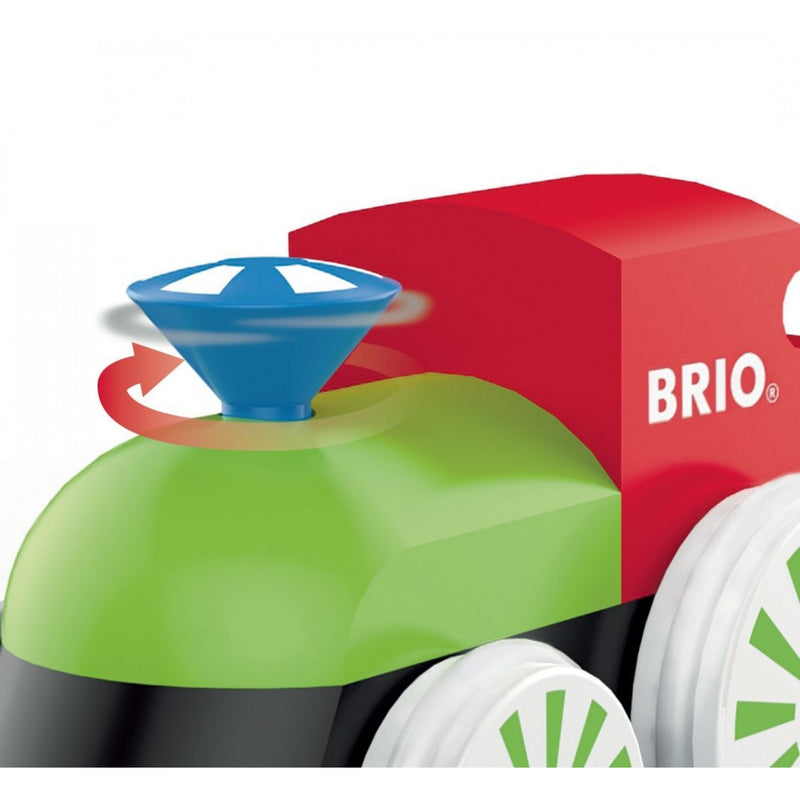 Pull Along Train Engine - Brio