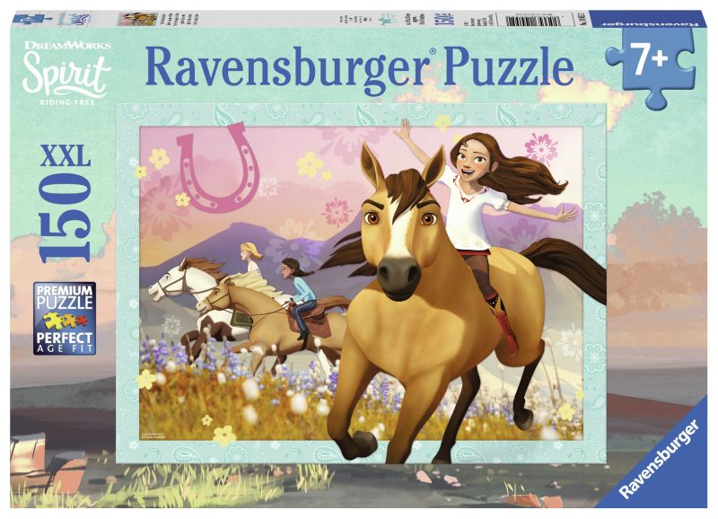 Spirit Wild and Free 150pc Puzzle - Ravensburger