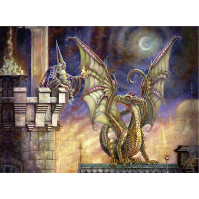 Gift of Fire 100pc Puzzle - Ravensburger