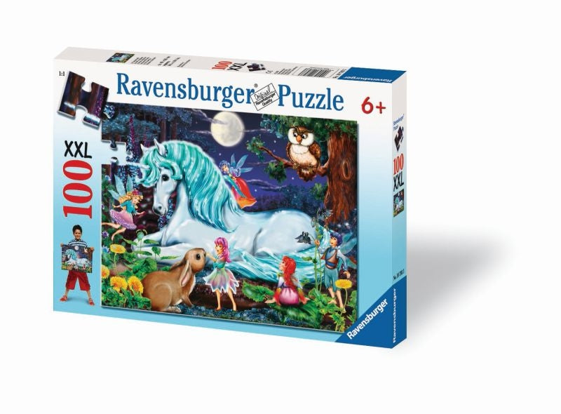 Enchanted Forest 100pc Puzzle - Ravensburger
