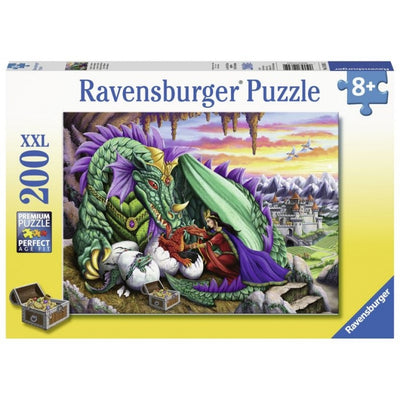 Queen of Dragons 200pc Puzzle - Ravensburger
