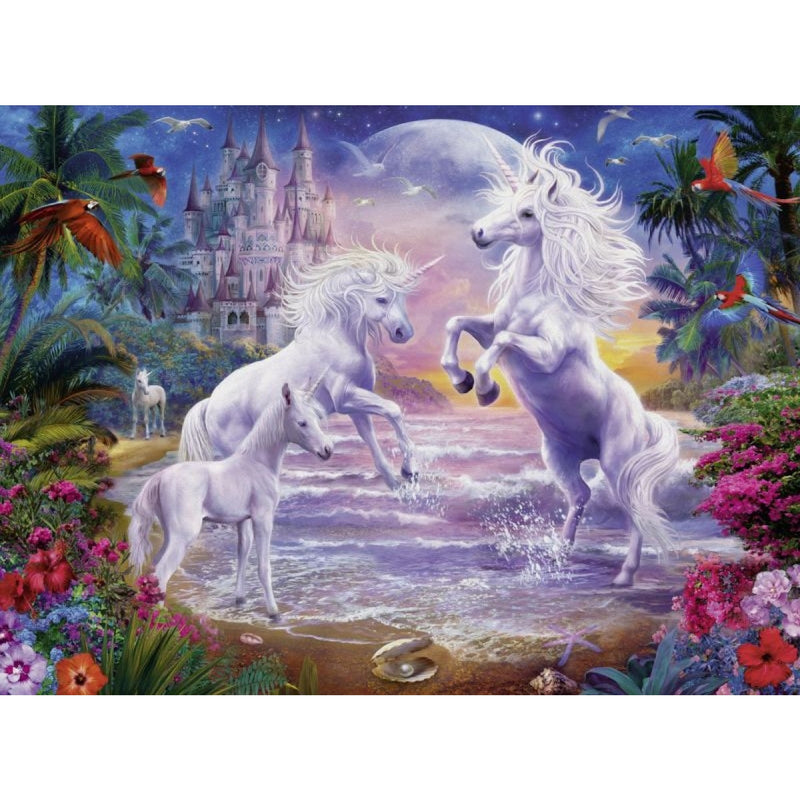 Unicorn Paradise 300pc Puzzle - Ravensburger