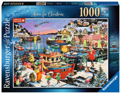 Home for Christmas 1000pc Puzzle - Ravensburger