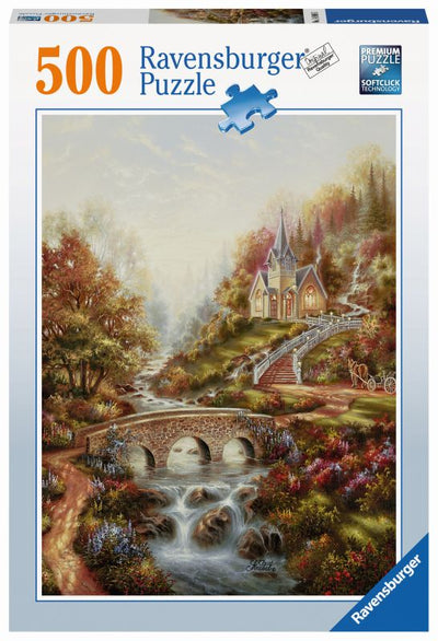 Golden Hour 500pc Puzzle - Ravensburger