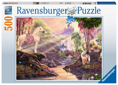 The Magic River 500pc Puzzle - Ravensburger