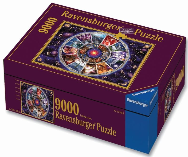 Astrology 9000pc Puzzle - Ravensburger