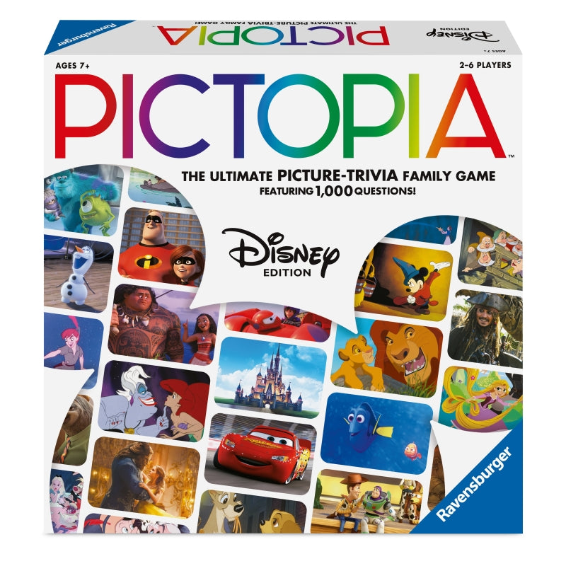 Pictopia Disney Game - Ravensburger