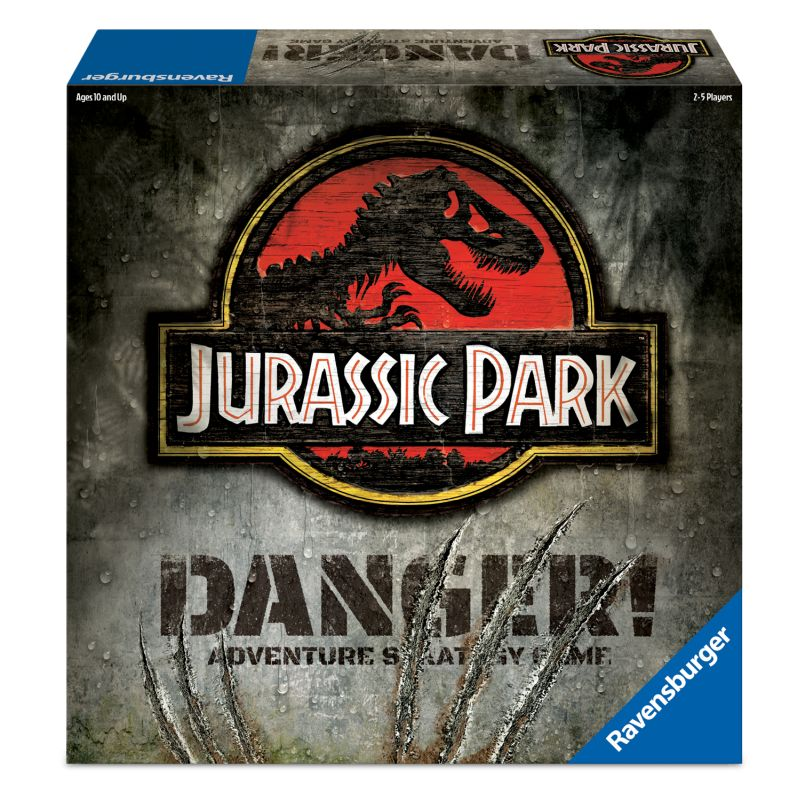 Jurassic Park Danger! Game - Ravensburger