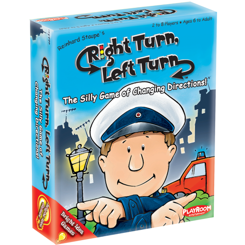 Right Turn Left Turn - Playroom