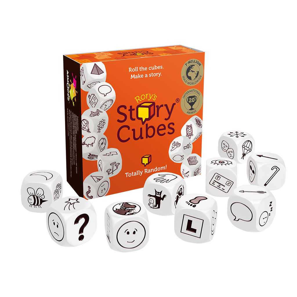 Rorys Story Cubes Classic Boxed