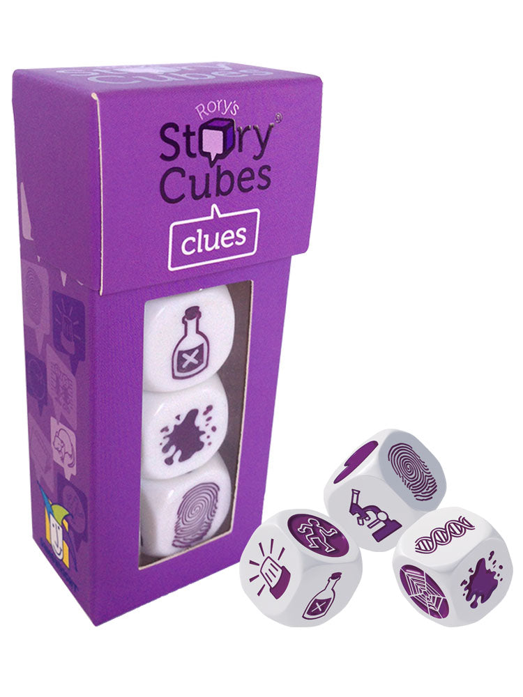 Clues Mini Rorys Story Cubes
