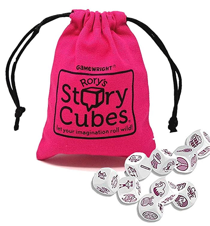Fantasia Rorys Story Cubes with Bag