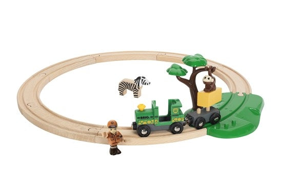 Safari Railway Set - Brio