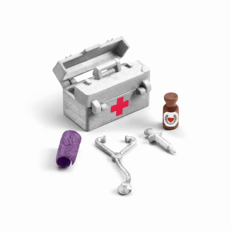 Stable Medical Kit - Schleich