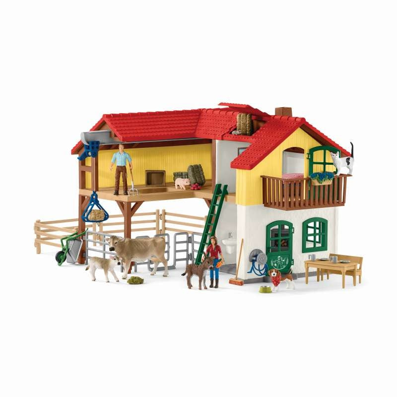 Large Farm House - Schleich