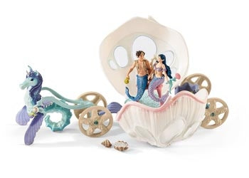 Royal Seashell Carriage - Schleich