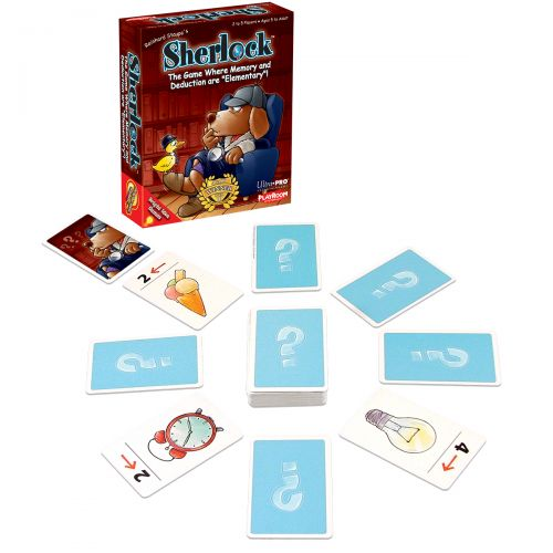 Sherlock Card Game - Playroom