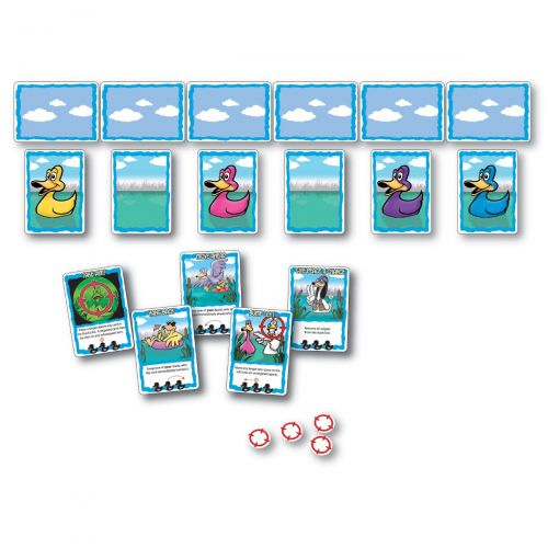 Sitting Ducks Gallery Card Game - Playroom