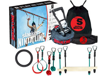 NinjaLine 30ft Intro Kit - Slackers