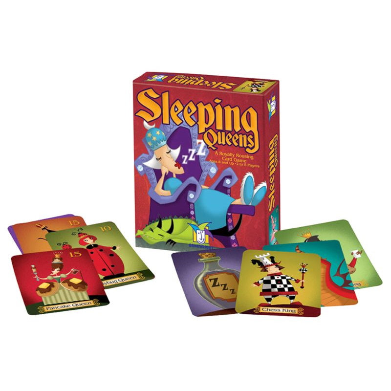 Sleeping Queens - Gamewright