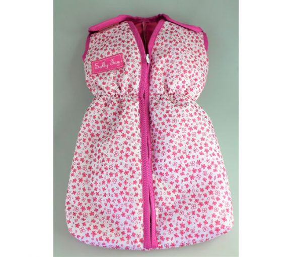 Dolls Sleep Suit - Sally Fay