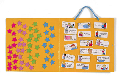 Magnetic Star Chart 1 Fiesta Crafts
