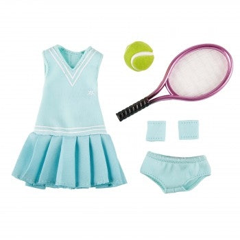 Tennis Outfit Set - Kruselings