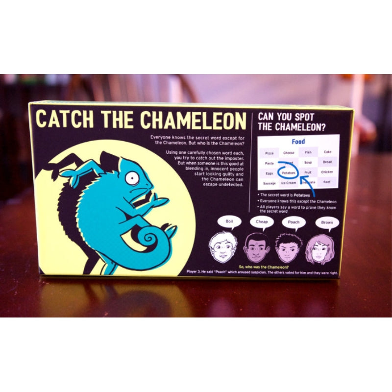 The Chameleon - Big Potato Games